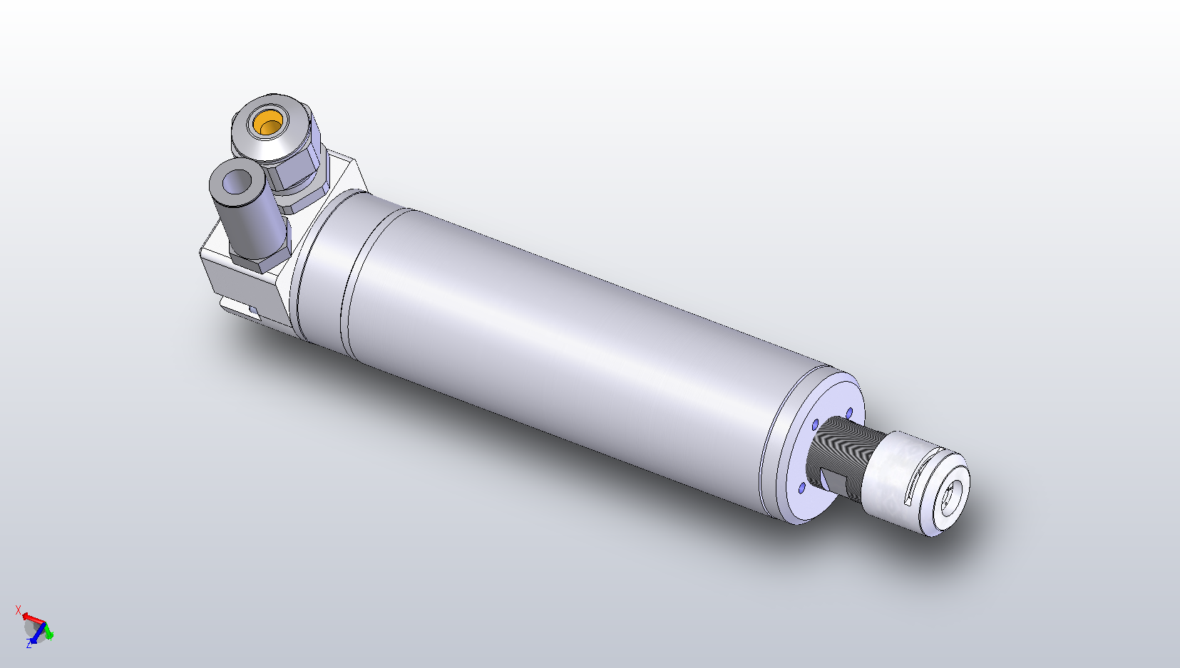 STAR Collection Cylindrical Housing - IBAG HF Motor Spindles